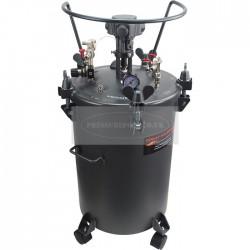 Paint Pressure Tank 60 Litre Air Driven Agitator