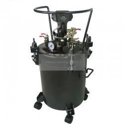 Paint Pressure Tank 20 Litre Air Driven Agitator