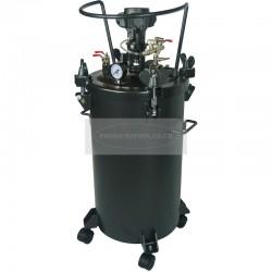 Paint Pressure Tank 40 Litre Air Driven Agitator