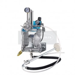 Anest Iwata DPS 904 Wall Mounted Double Diaphragm Paint Pump