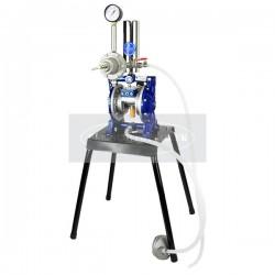 Prona R1500 Double Diaphragm Paint Pump