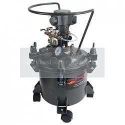Paint Pressure Tank 10 Litre Air Driven Agitator