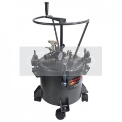 Paint Pressure Tank 10 Litre Manual Agitator