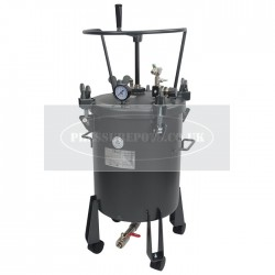 Pressure Tank 20 Litre Bottom Feed Manual Agitator