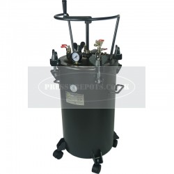 Paint Pressure Tank 40 Litre Manual Agitator