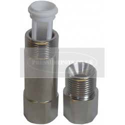 In-Line Filter - Stainless Steel
